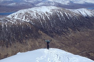 Winter Mountaineering - Glencoe