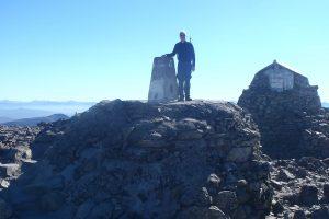 Summit of Ben Nevis