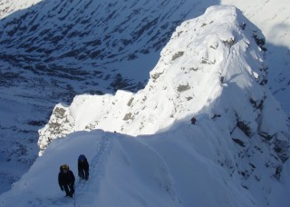 Classic Winter Mountaineering Routes