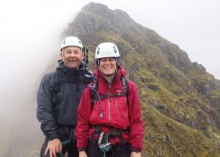 Aonach Eagach Ridge Traverse - Glencoe