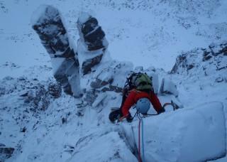Finger's Ridge, IV 5 ***, Cairngorms