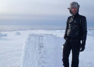 Tom, with a clear summit
