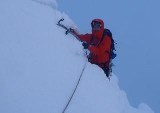 Matt Lander - Top of Great Tower
