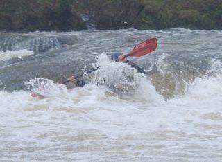 Sennybridge to Aberbran - Kayaking